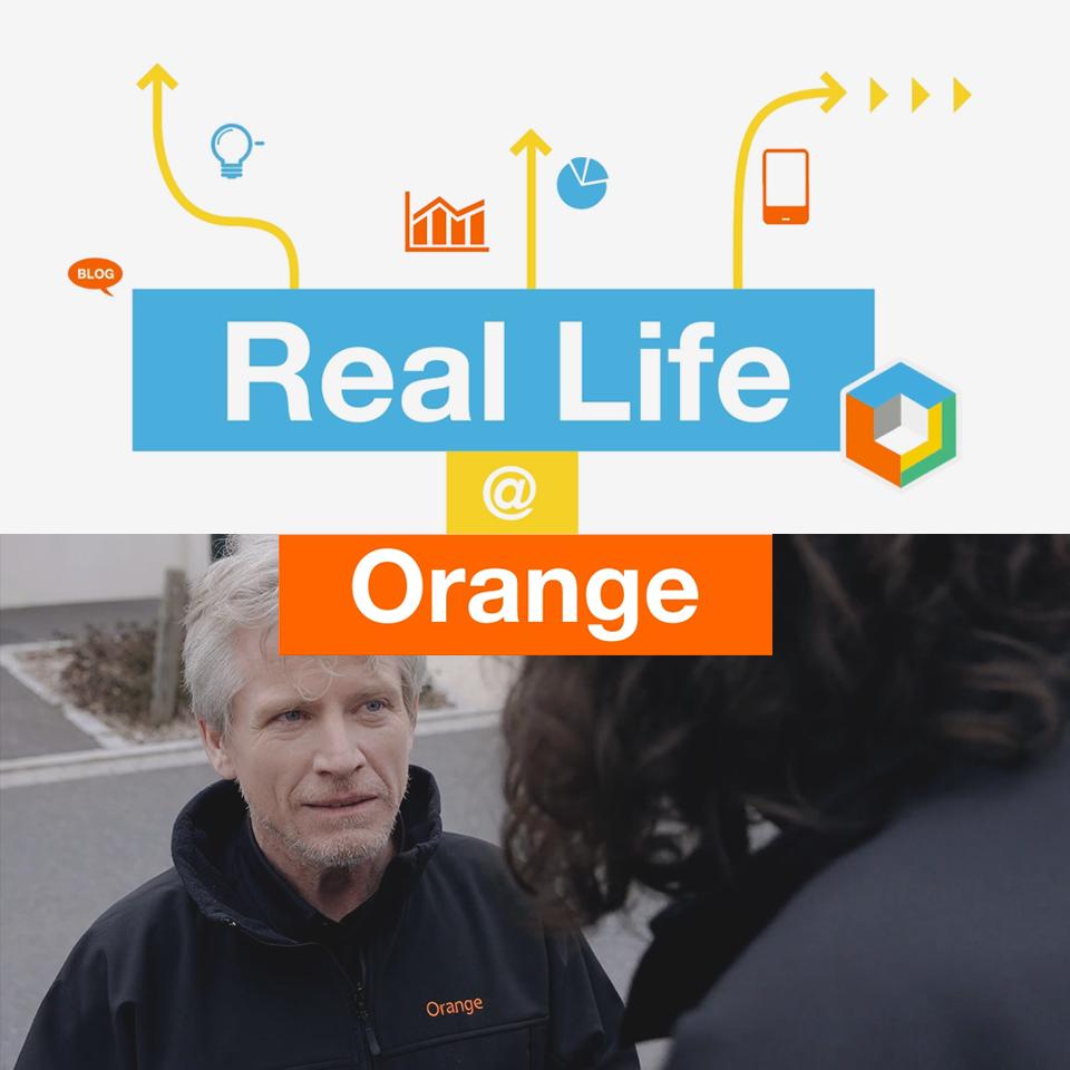 Orange – Web TV